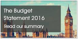 Budget Statement 2016