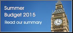 Budget Statement 2015
